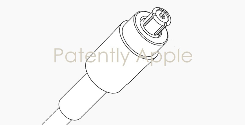 1 Cover  Apple Connector patent figure