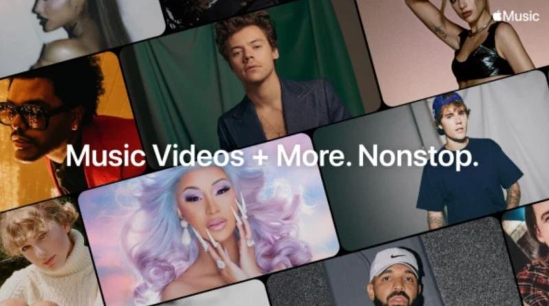 1 cover Apple Music TV