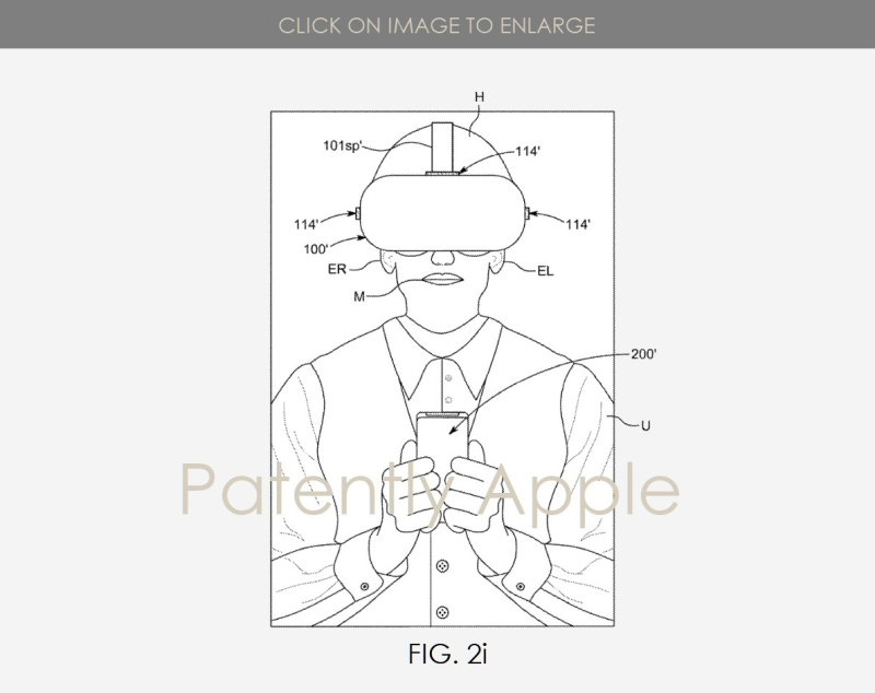 4 xx APPLE HMD SYSTEM FIGS 2i AND 3
