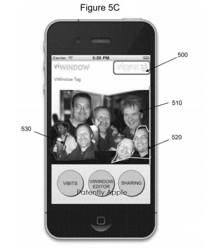 3 patent figure with iPhone