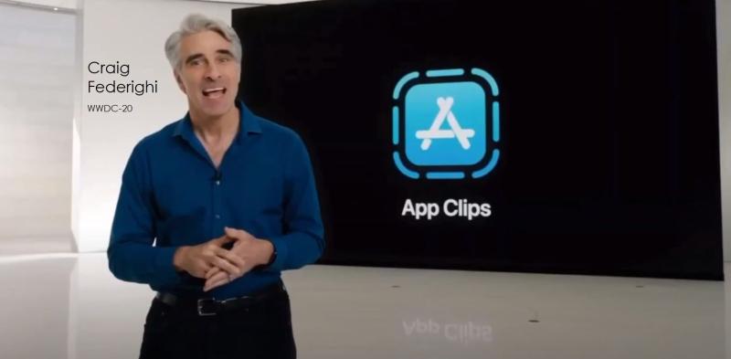 1 x cover  an Apple App Clip