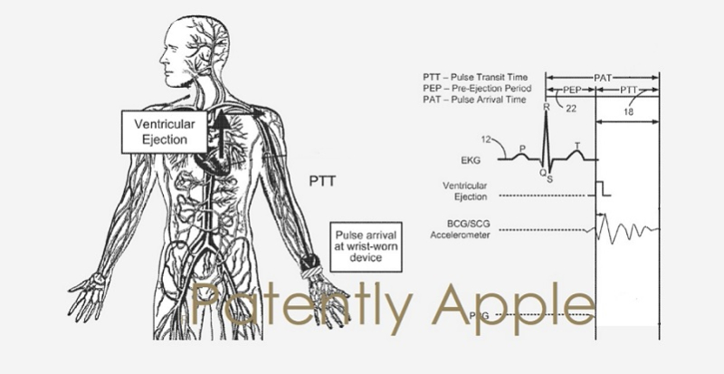 1 X Apple Blood Pressure patent