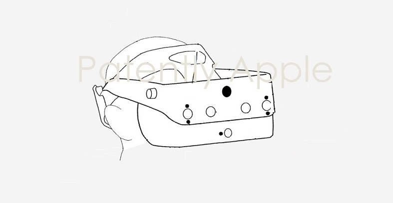 1 x cover hmd apple patents