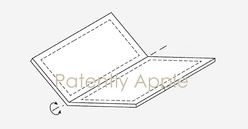 1 x cover hinge for folding device