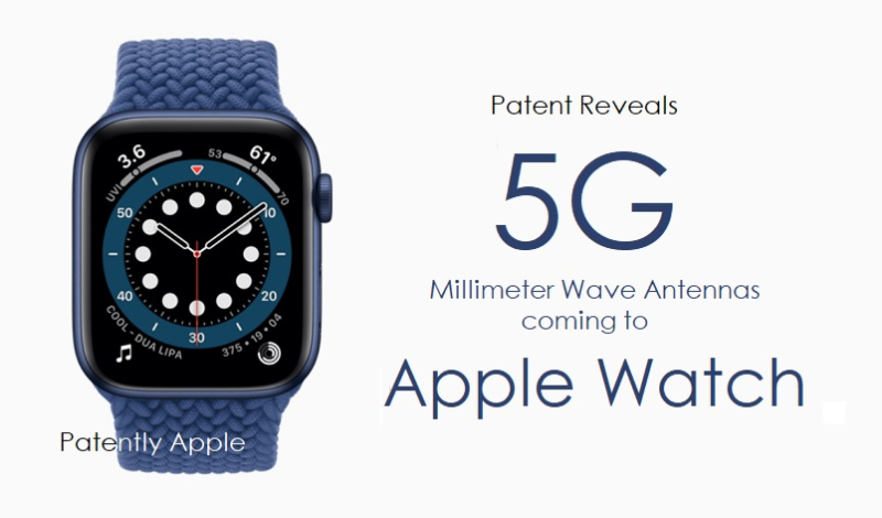1 cover Apple Watch 5G