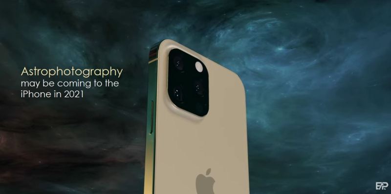 1 x Cover - Astrophotography apple iphone 2021