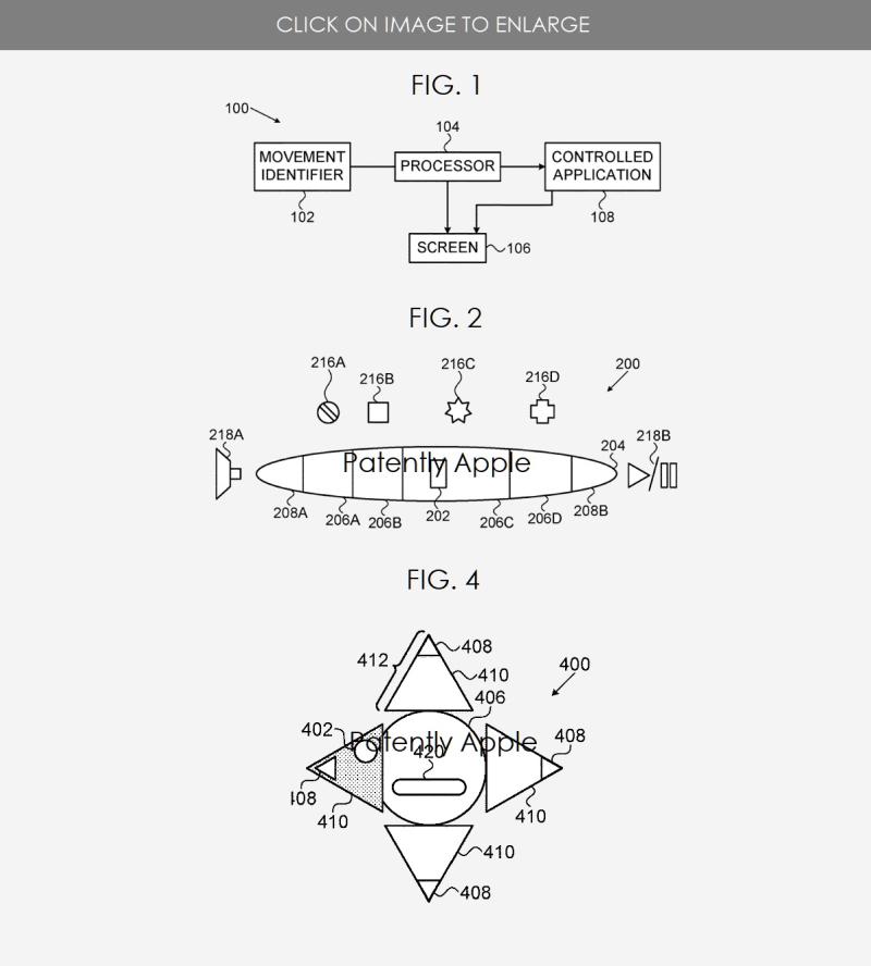 2 gesture patent