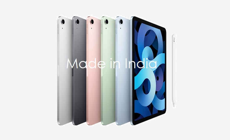 1 x cover iPad - Made in India