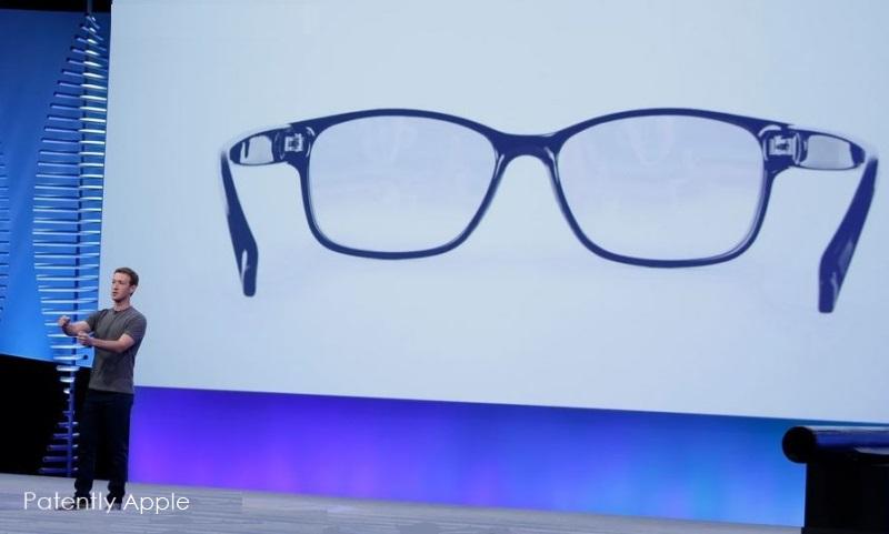 1 x cover Facebook smartglasses