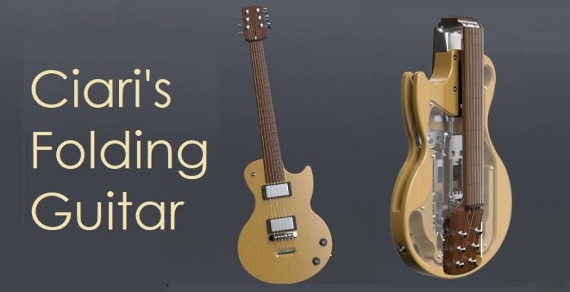 1 - cover Ciara Guitar