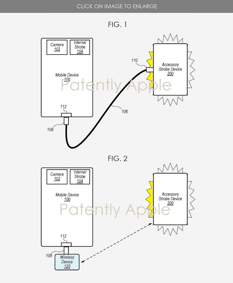 2 strobe light patent figures