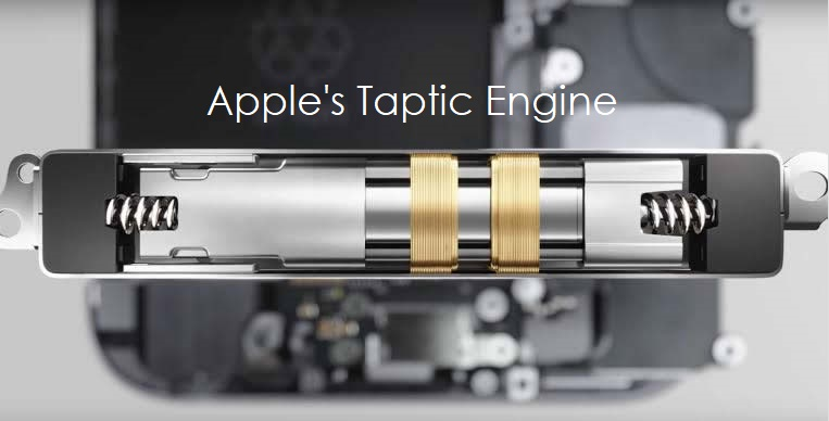 1 Cover - Taptic Engine