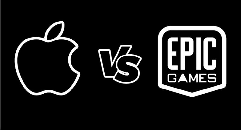 1 Apple vs Epic