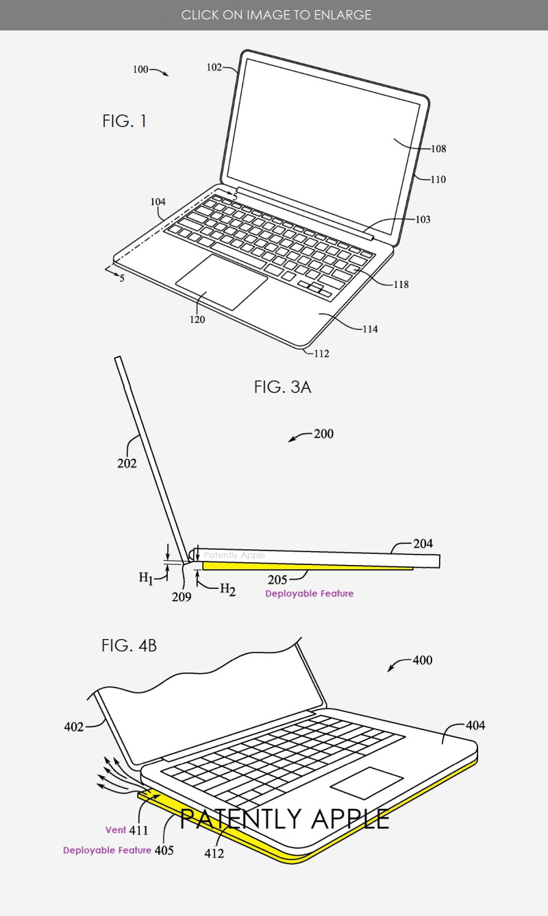 2 deployable feature for macbooks