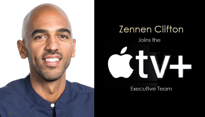1 cover zennan clifton joins apple tv+