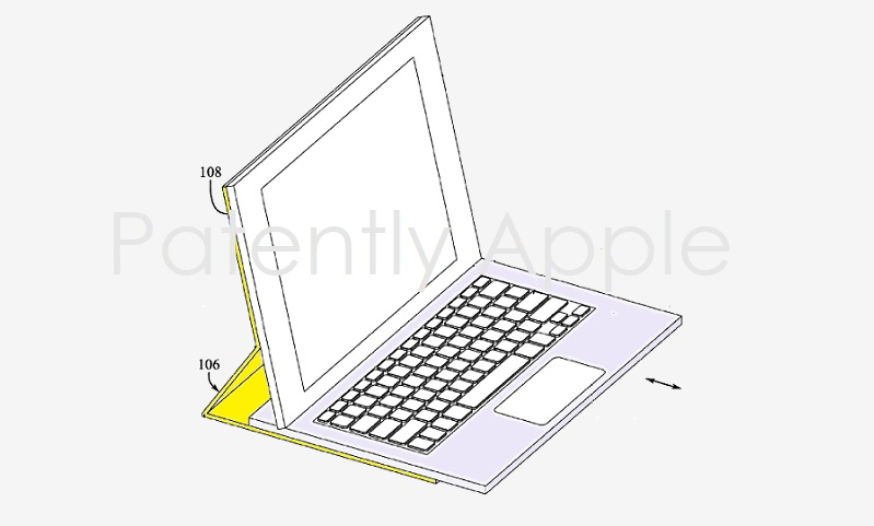 1 cover new Apple Smart Keyboard design with slidable keyboard