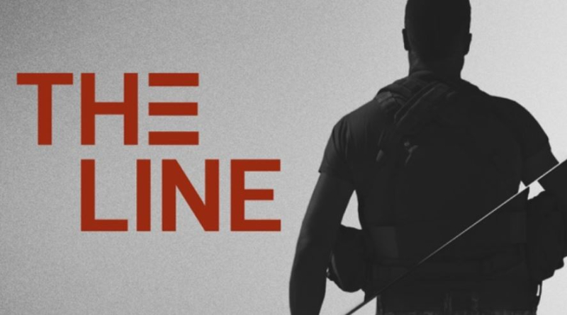 1 cover - The Line - Apple podcast series and Apple TV+ series this fall