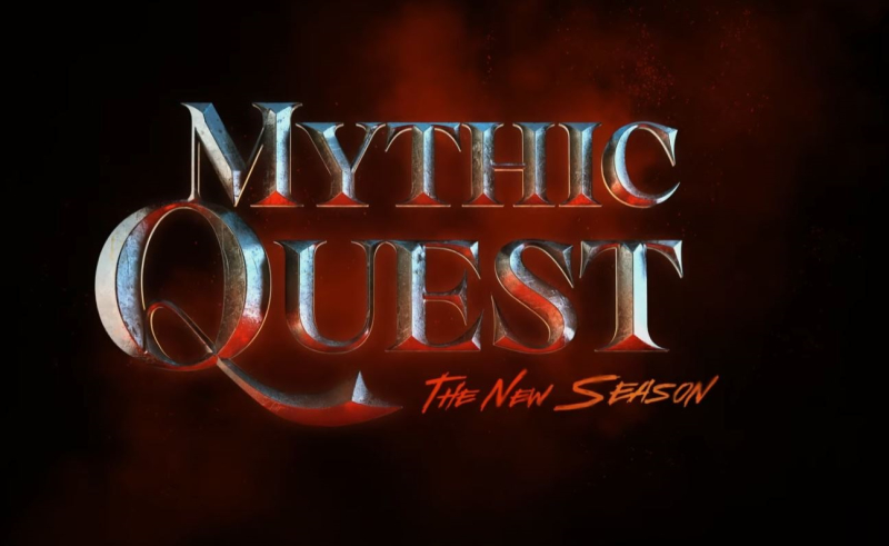 1 cover Mythic Quest Season 2