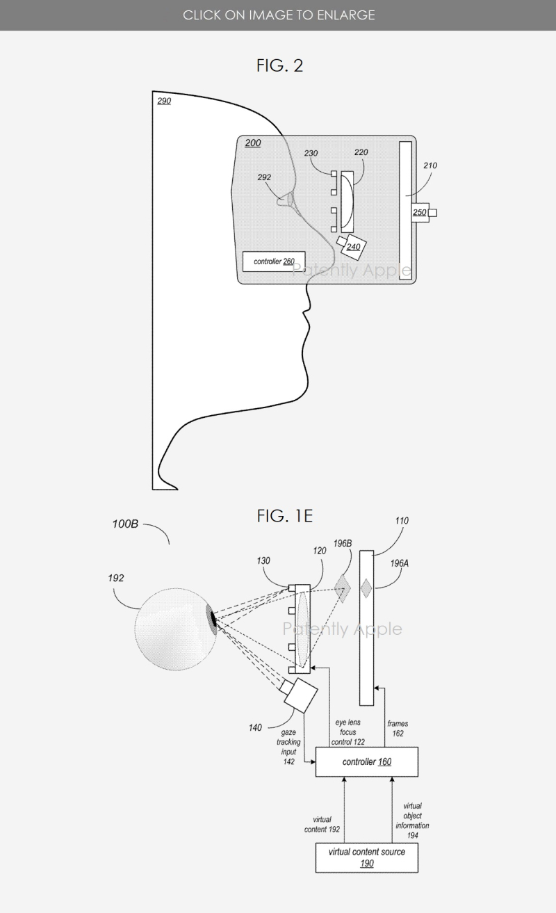 3 EYE TRACKING SYSTEM PATENT FIGS  APPLE