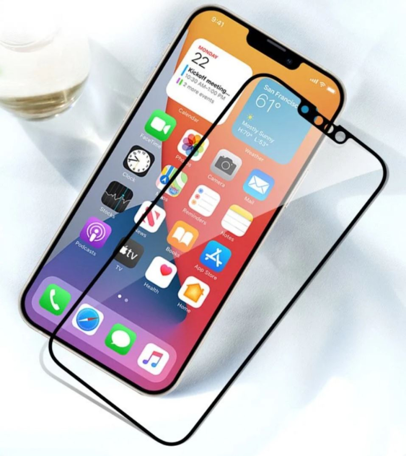 2 smaller notch for iPhone 13