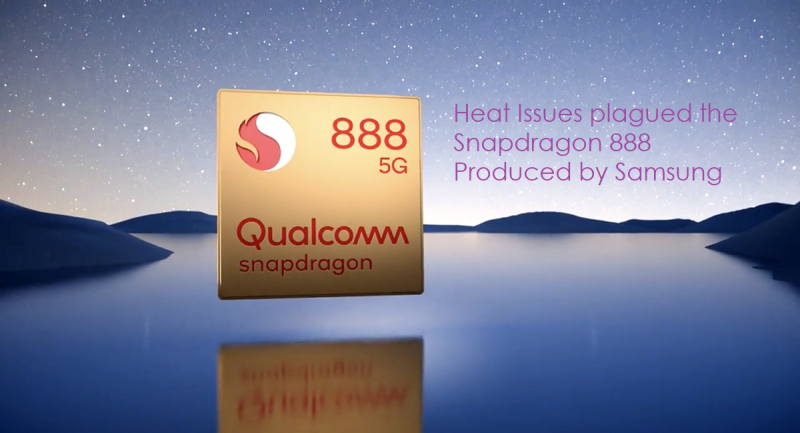 1 x COVER - Snapdragon 888 PLAGUED BY heat issues