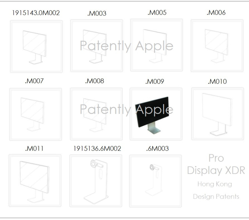 7 X. Apple Design Patents  the remainder