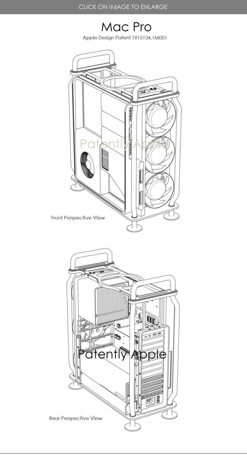 2 Apple Design Patent 4M008