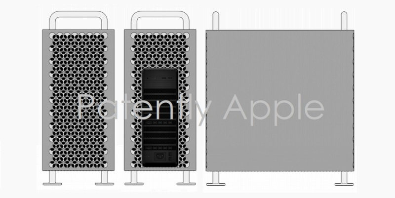4 Cover Mac Pro Design Patent Hong Kong 1915134.1M001 Part 2 - Patently Apple IP  Report May 9  2020