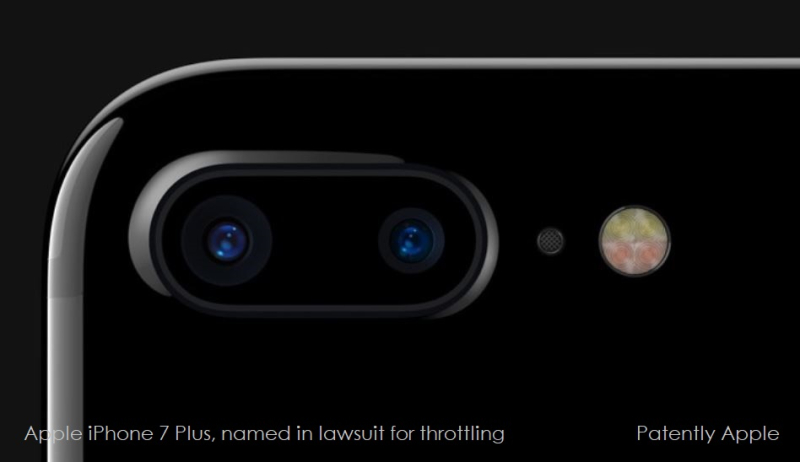 1 cover iphone in throttling legal case