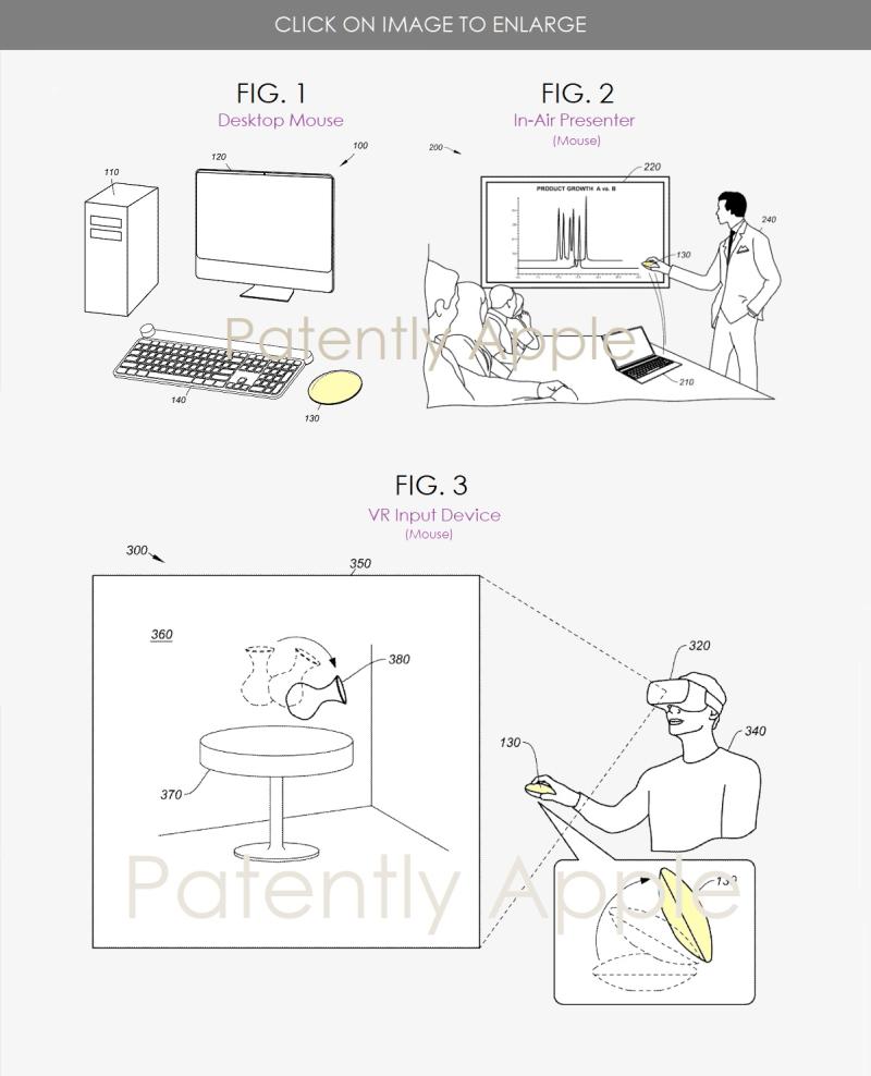 2 Logitech VR mouse