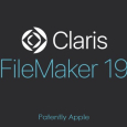 1 x Cover Claris Filemaker