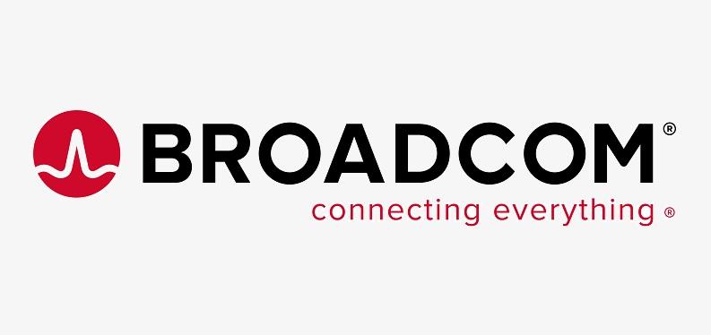 1 x final cover Broadcom