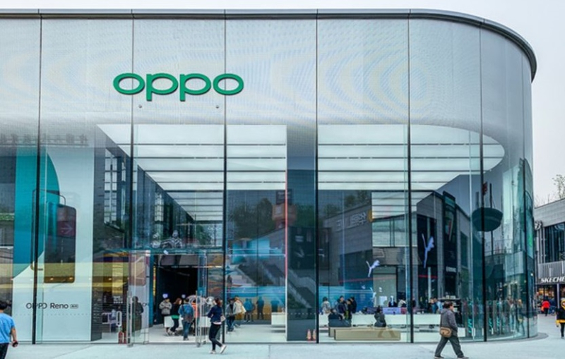 1 x Cover Oppo moving to make their own processors