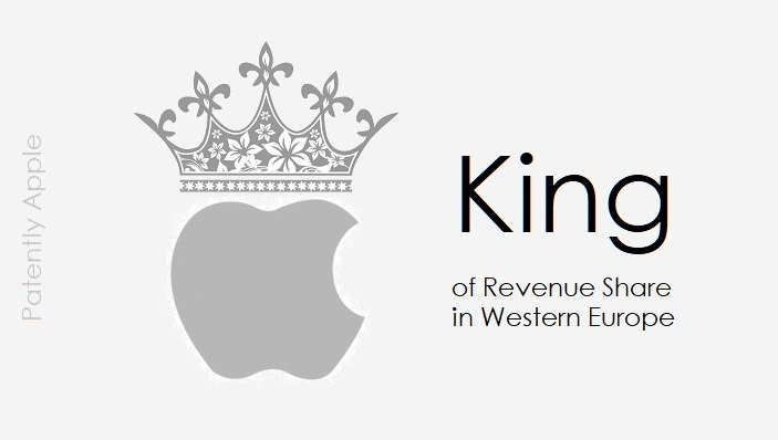 1 x Cover Apple King of Revenue