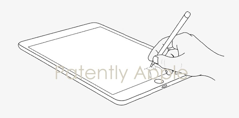 1 Cover II - Apple Pencil patents