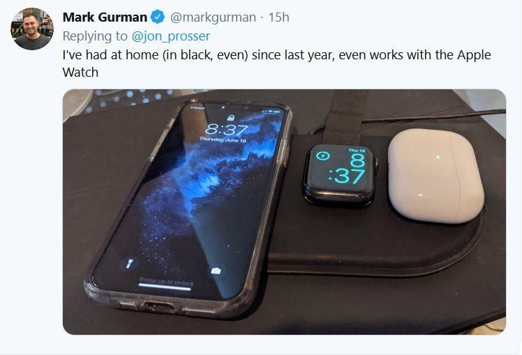 4 Gurman's reply tweet to Prosser