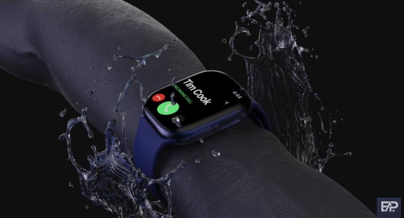 3x  apple watch midnight blue
