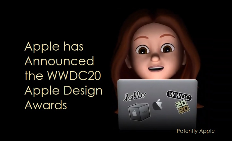 1 x cover wwdc20 design awards announced