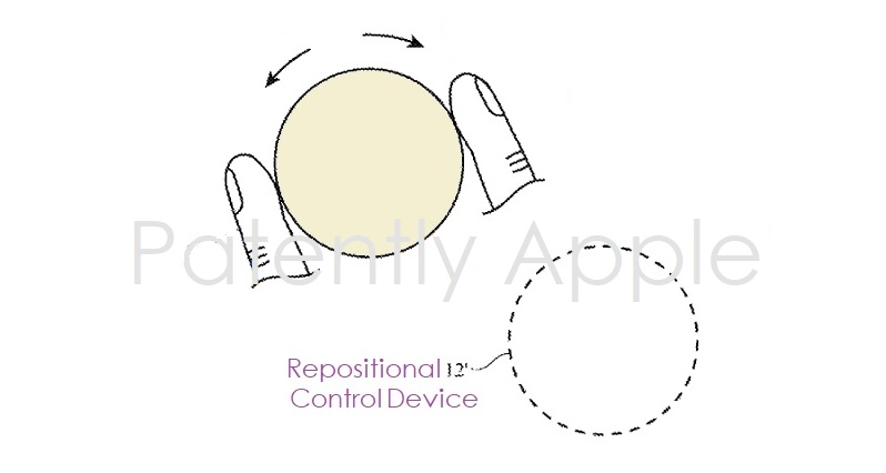 1 cover X repositionable control device