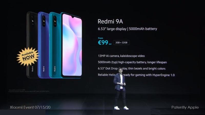 5 9A SMARTPHONE REDMI