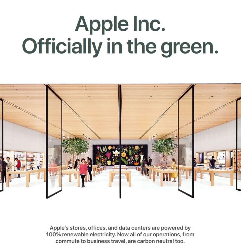 4x  apple stores