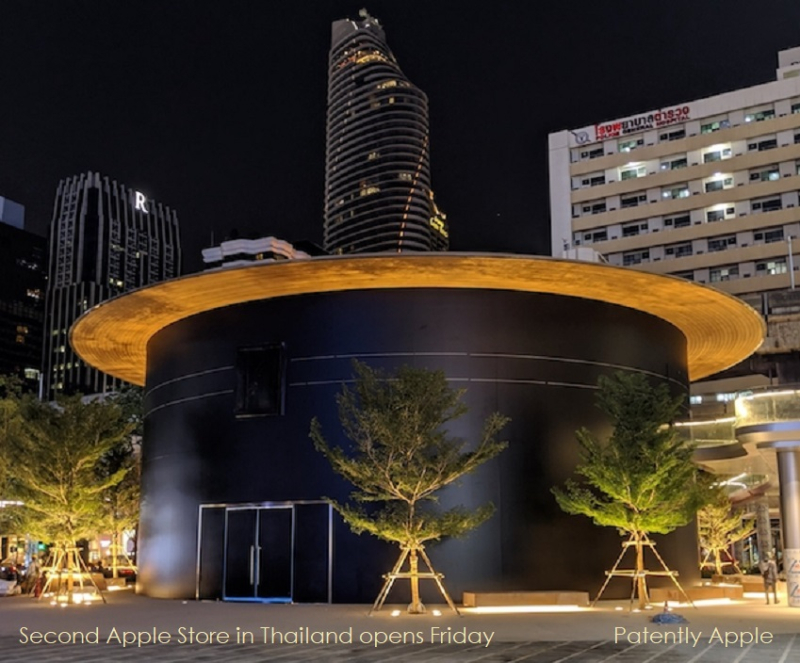 1 Cover - Second apple store in Thailand opens Friday july 25