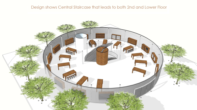 2 concept rendition of second apple store in thailand opening friday july 25 depending on time zone