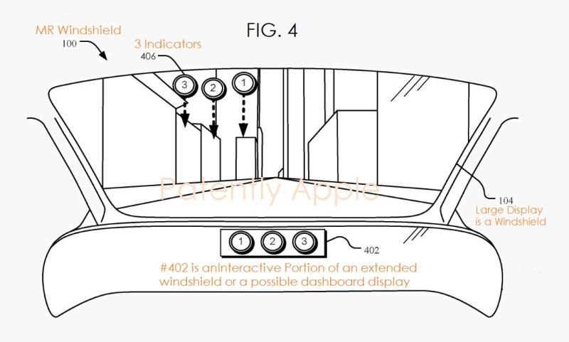 2 x smart windshield display fig. 4