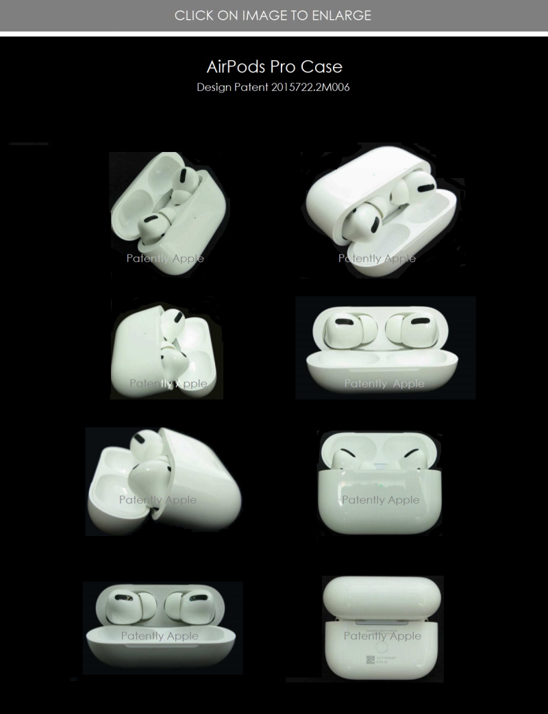 2  2m001 AirPods Pro case