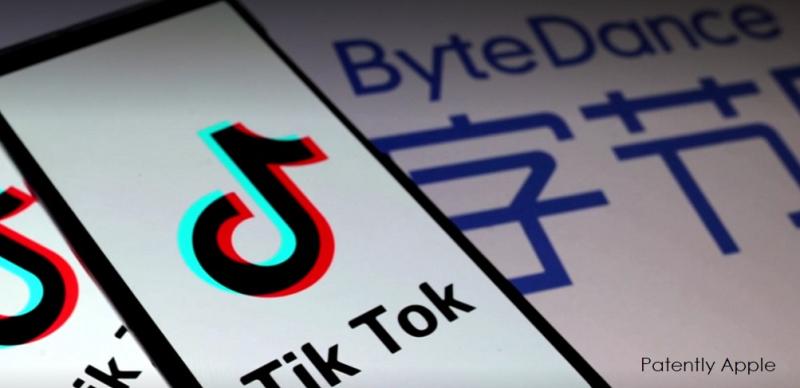1 x cover TikTok ByteDance