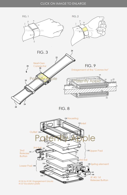 2 Apple Watch band  next gen connector