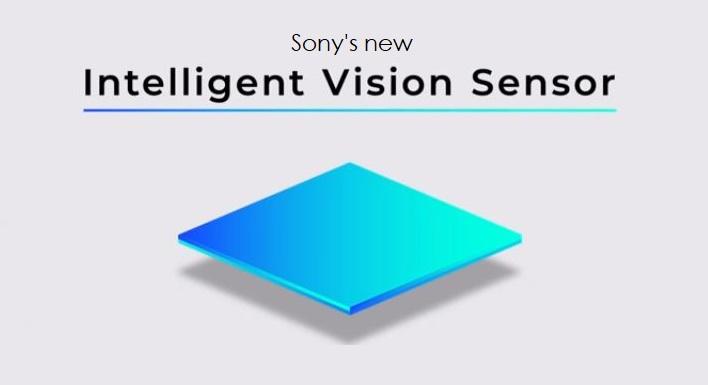 1 x Cover Sony's new Intelligent Vision Sensor