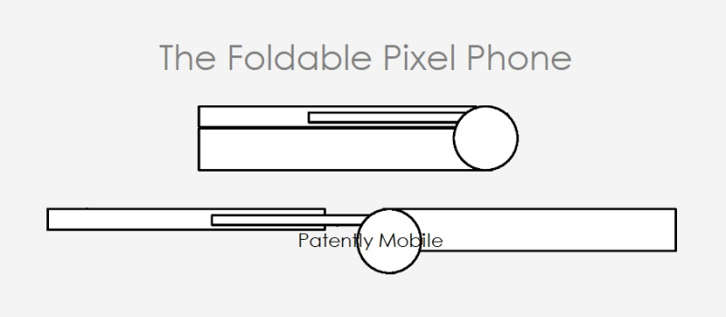 1 cover - folding pixel phone