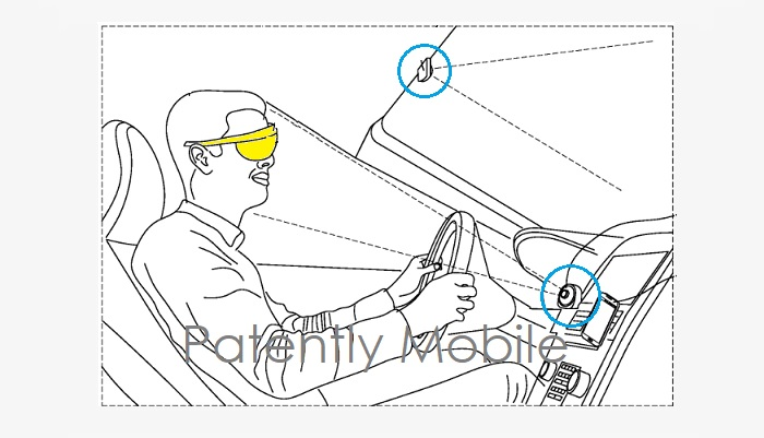 1 Cover Samsung Glasses with AR Maps app